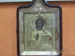 Икона «Иисус Христос Спаситель»