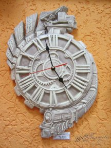 Часы декоративные