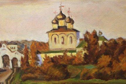 Храм над рекой
