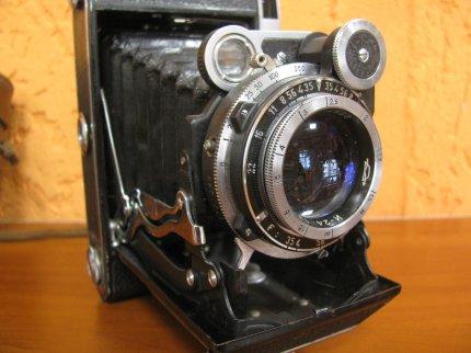 Фотоаппарат «Москва 5»