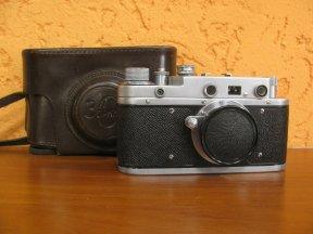 Фотоаппарат «Зоркий»