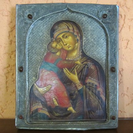 Икона «Божья Матерь Владимирская»