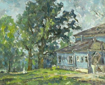 Дом родной