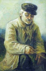 Портрет мужской