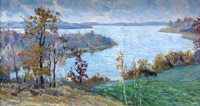 Топоринское озеро
