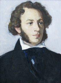 Портрет А.С. Пушкина