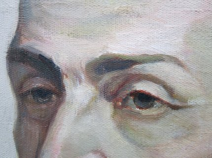 Портрет Я. Купалы