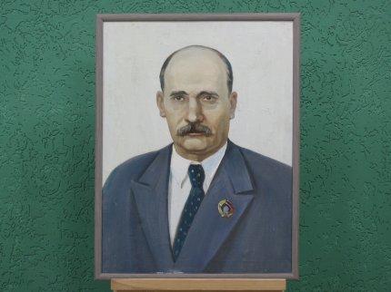 Портрет Я. Коласа