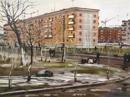Витебск (пятиэтажка)