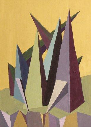 Абстракция-пирамиды