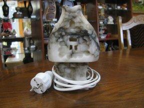 Светильник «Домик» натуральный камень