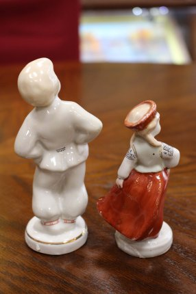 Рижский танец (мальчик и девочка)