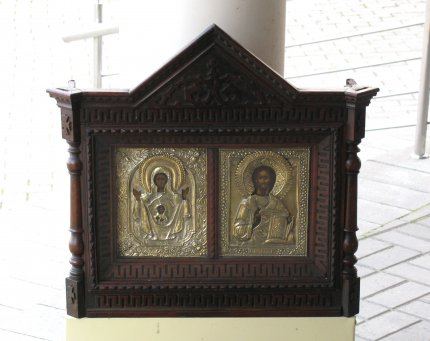 Икона «Венчальная пара»