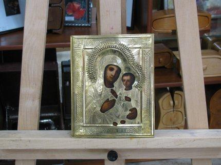 Икона «Божья Матерь Иверская»
