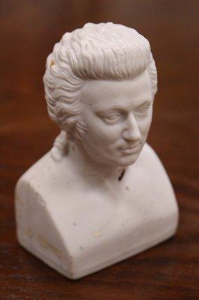 В.А. Моцарт (бюст)